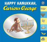 Happy Hanukkah, Curious George - Emily Flaschner Meyer