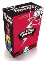 Genius Trilogy Boxed Set - Catherine Jinks