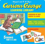 Curious George Learning Library : For Curious Little Monkeys Everywhere... - H. A. Rey