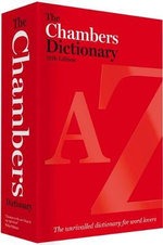 The Chambers Dictionary : 12th Edition