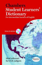 Chambers Student Learners' Dictionary - Chambers