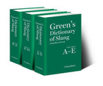 Green's Dictionary of Slang - Jonathon Green