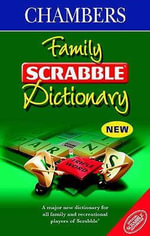 Chambers Family Scrabble Dictionary - Chambers