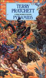 Discworld 007: Pyramids :  Pyramids - Terry Pratchett