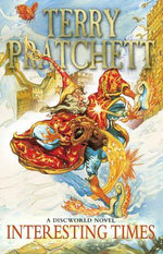 Discworld 017: Interesting Times :  Interesting Times - Terry Pratchett
