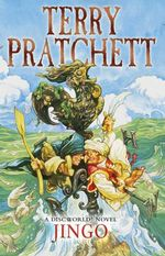 Discworld 021: Jingo :  Jingo - Terry Pratchett