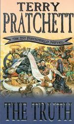Discworld 025: Truth, The :  Truth, The - Terry Pratchett