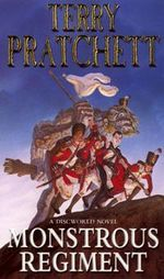 Discworld 031: Monstrous Regiment :  Monstrous Regiment - Terry Pratchett