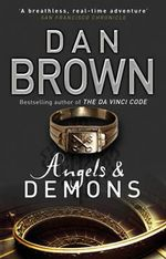 Angels And Demons : Robert Langdon - Dan Brown