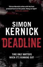 Deadline : Tina Boyd - Simon Kernick