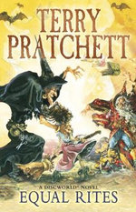 Equal Rites : Discworld Novel 3 - Terry Pratchett