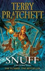 Snuff : Discworld Novel 39 - Terry Pratchett