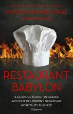 Restaurant Babylon : B format - Imogen Edwards-Jones