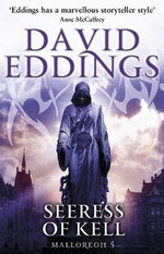 Seeress of Kell : The Malloreon Series : Book 5 - David Eddings