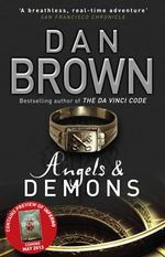 Angels And Demons  Robert Langdon : Book 1 : Contains Preview of Inferno - Dan Brown