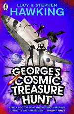 George's Cosmic Treasure Hunt : What Would You Say If An Alien Got In Touch? - Stephen Hawking