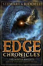 The Edge Chronicles 2: The Winter Knights : Second Book of Quint - Paul Stewart