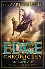 The Edge Chronicles 5: Stormchaser : Second Book of Twig - Paul Stewart
