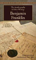 Autobiography - Benjamin Franklin