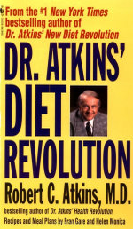 Dr.Atkins' Diet Revolution : The High Calorie Way to Stay Thin Forever - Robert C. Atkins