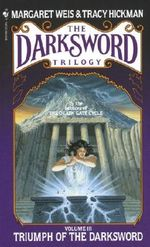 Triumph Of The Darksword - Margaret Weis