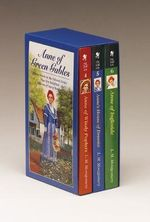 Anne of Green Gables Boxed Set : Anne of Ingleside, Anne's House of Dreams, Anne of Windy Poplars - L. M. Montgomery