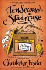 Ten Second Staircase : Peculiar Crimes Unit Mysteries (Bantam Paperback) - Christopher Fowler