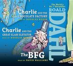 The Roald Dahl Collection, Volume 1 : Charlie and the Chocolate Factory; Charlie and the Great Glass Elevator; The Bfg - Roald Dahl