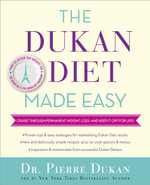 The Dukan Diet Made Easy - Dr Pierre Dukan