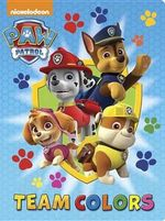 Team Colors (Paw Patrol) - Random House