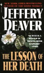 The Lesson of Her Death - Jeffery Deaver