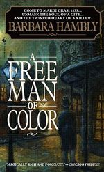 Free Man of Color - Barbara Hambly