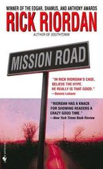 Mission Road : Tres Navarre Ser. - Rick Riordan