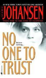 No One to Trust - Iris Johansen
