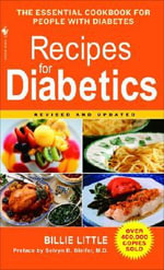 Recipes for Diabetics (Rev) - Billie Little