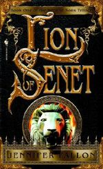 The Lion of Senet : Second Sons Trilogy: Book 1 (US Edition) - Jennifer Fallon