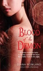 Blood of the Demon - Diana Rowland