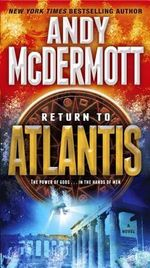 Return to Atlantis : Nina Wilde/Eddie Chase - Andy McDermott