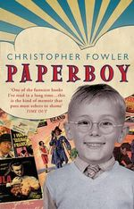 Paperboy - Christopher Fowler