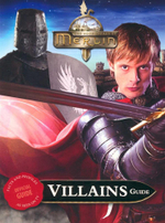 The Adventures of Merlin : The Villains Guide - Jacqueline Rayner