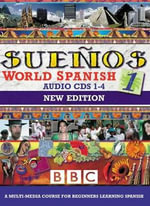 Suenos World Spanish 1 CDs - Luz Kettle