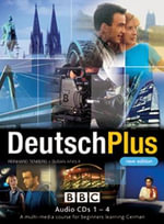 Deutsch Plus 1: Compact Disc Pack : CD's 1-4 - Reinhard Tenberg