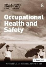 Occupational Health and Safety - Cary L. Cooper