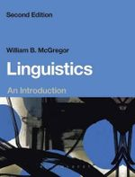 Linguistics : An Introduction - William B. McGregor