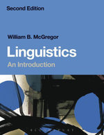 Linguistics : An Introduction - William B. McGregor