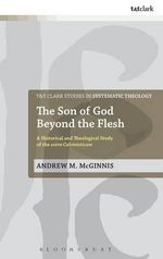 The Son of God Beyond the Flesh : A Historical and Theological Study of the extra Calvinisticum - Andrew M. McGinnis