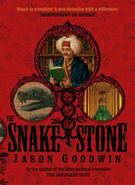 The Snake Stone - Jason Goodwin