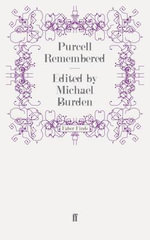 Purcell Remembered - Michael Burden