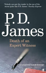 Death of an Expert Witness : Inspector Adam Dalgliesh Series : Book 6 - P. D. James