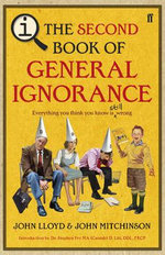 QI : The Second Book of General Ignorance - John Mitchinson